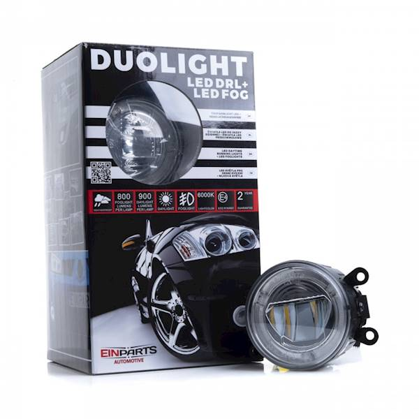 EINPARTS DRL DUOLIGHT DL22 YELLOW - UNIWERSALNE