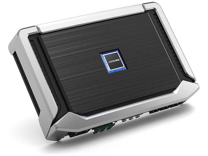 Wzmacniacz ALPINE X-A90V - 5-kanałowy, cyfrowy