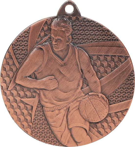 medal MMC6850 brąz