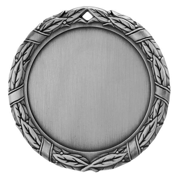 medal D8D srebro 70mm