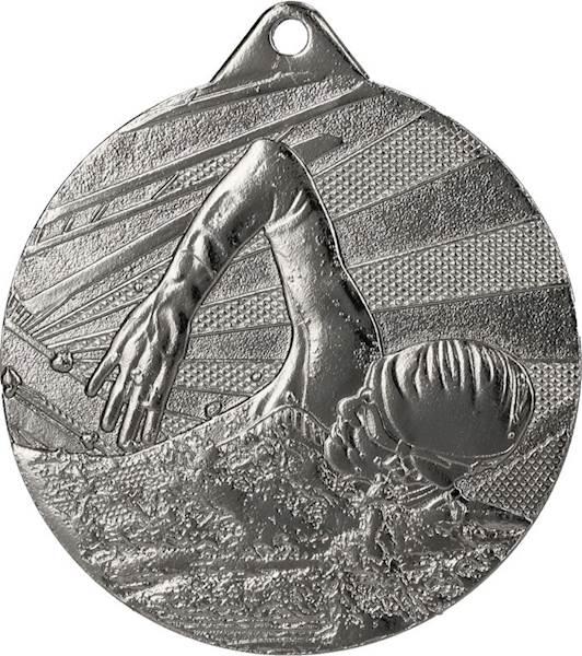 medal ME003 srebro