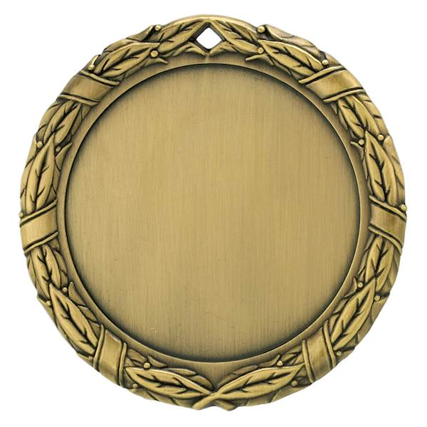 medal D8D złoto 70mm