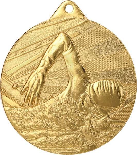 medal ME003 złoto