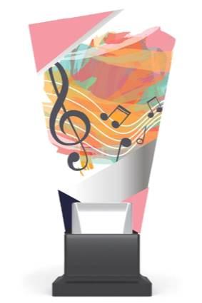 CG02A/muzyka wys. 26 cm