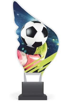 plexi CP01 piłka nożna wys. 21 cm