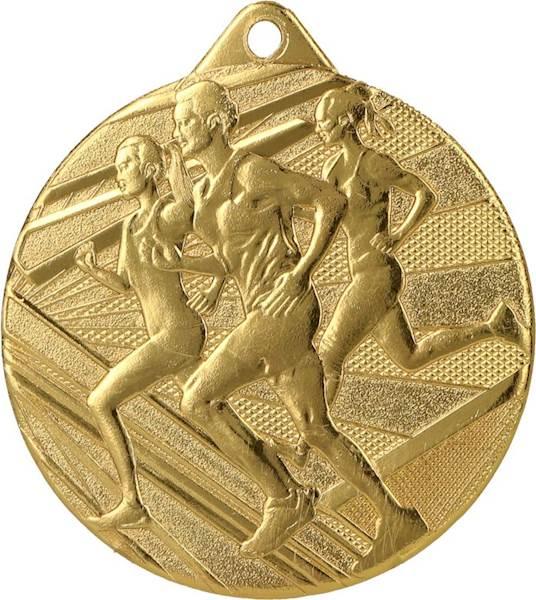 medal ME004 złoto