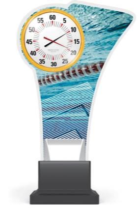 plexi CP02 pływanie wys. 20 cm