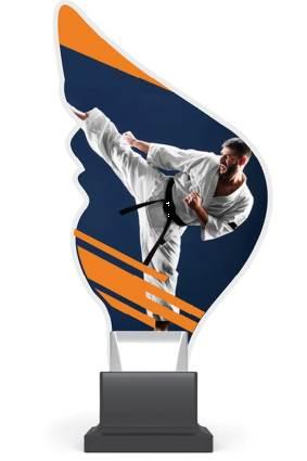 plexi CP01 karate wys. 21 cm
