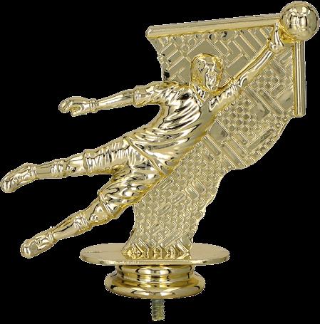 Figurka F214/G - bramkarz
