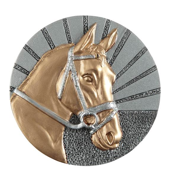 krążek FG009 70 mm koń