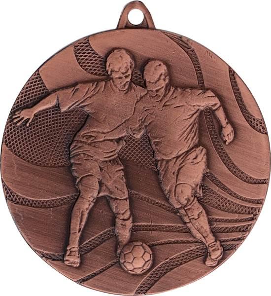 medal MMC3650/B piłka nożna