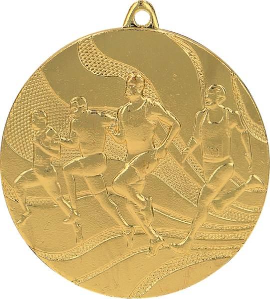 medal MMC2350 złoto - biegi