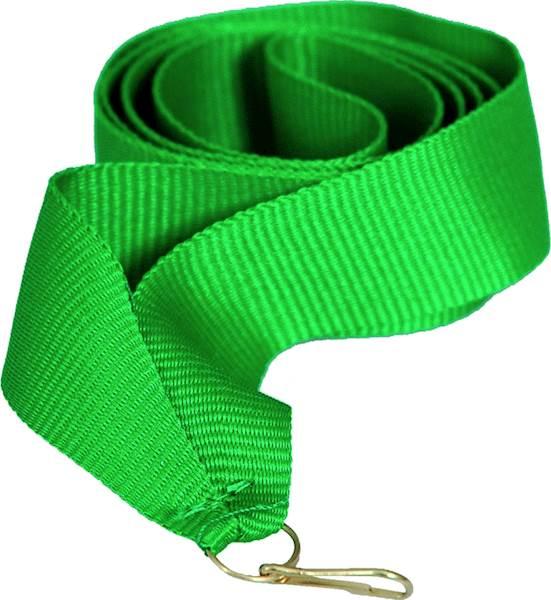 wstążka zielona 1 cm