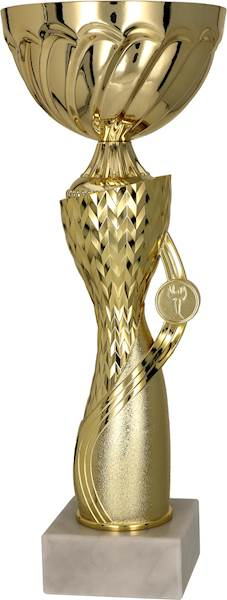 Puchar 7183D wys. 26,5 cm