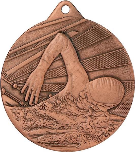 medal ME003 brąz