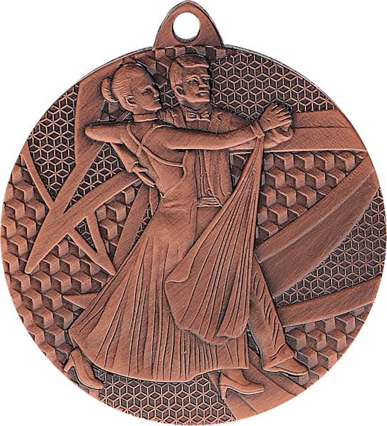 medal MMC7850 brąz