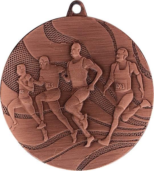 medal MMC2350 brąz - biegi