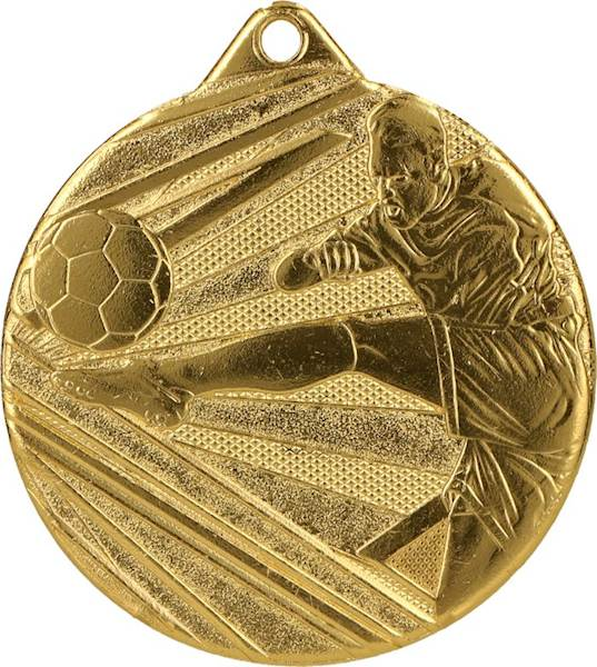 medal ME001 złoto