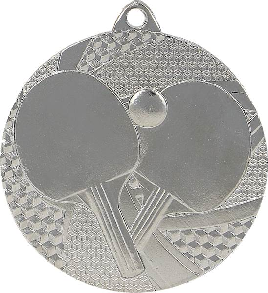 medal MMC7750 srebro tenis stołowy