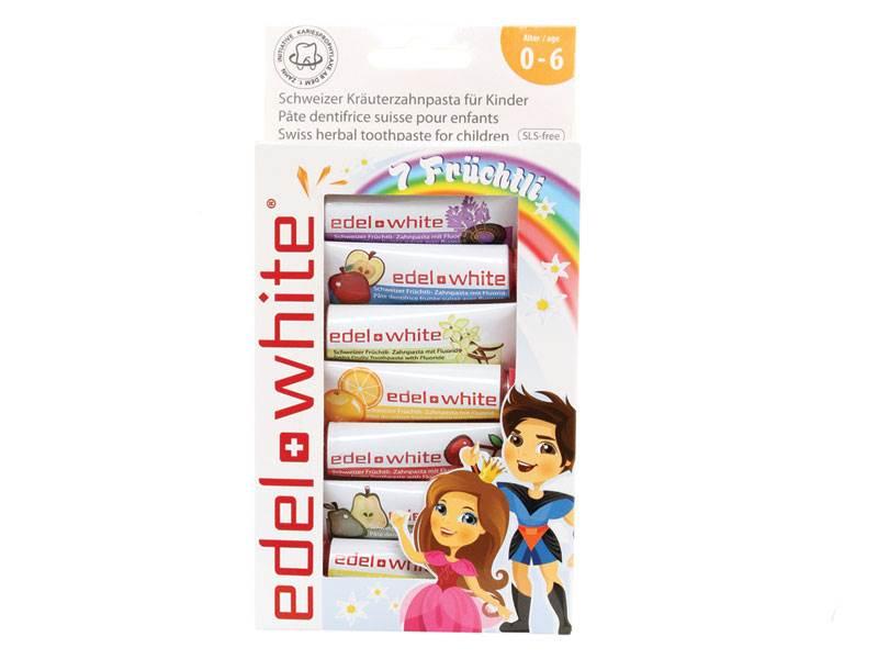 Pasta do zębów dla dzieci; 1 szt.