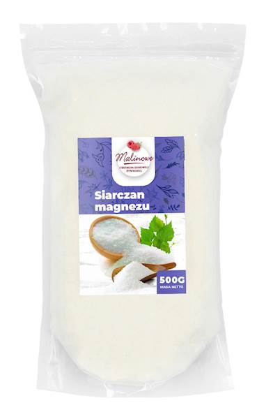 Siarczan magnezu 500g