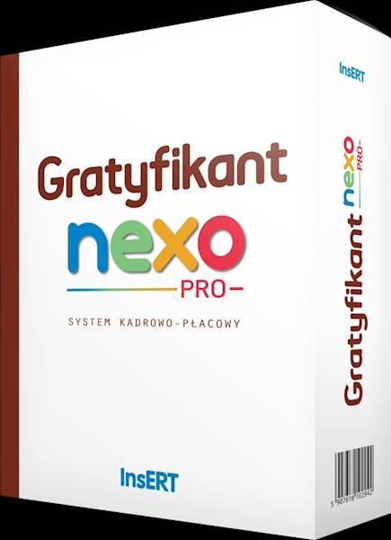 Gratyfikant nexo PRO - rozszerzenie do 1000 pracowników