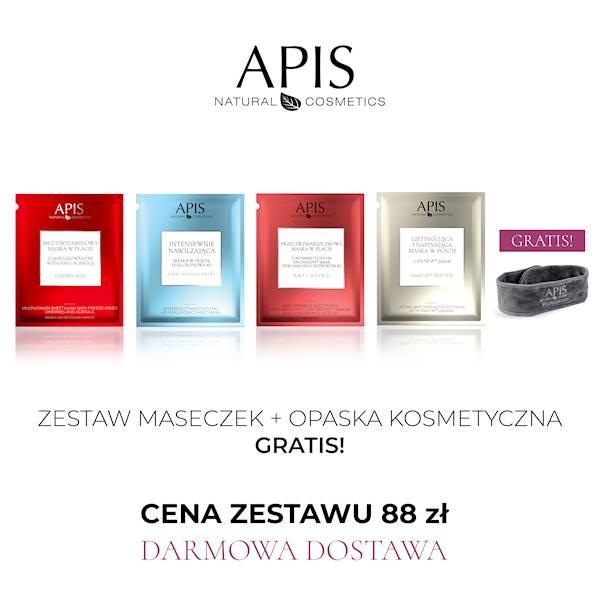 ZESTAW MASECZEK+ OPASKA KOSMETYCZNA GRATIS!