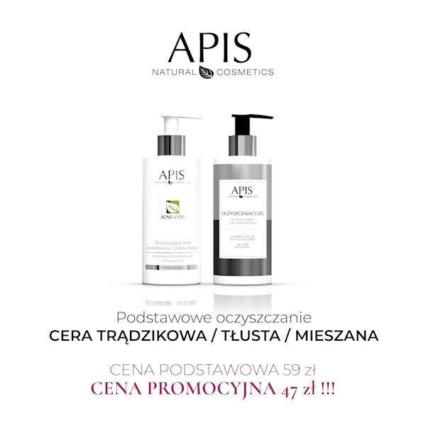 Podstawowe oczyszczanie- CERA TRĄDZIKOWA/TŁUSTA/MIESZANA