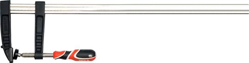ŚCISK STOLARSKI TYP F 500 X 120MM YT-6450 YATO