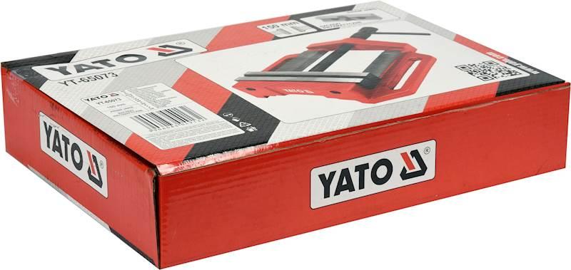 IMADŁO MASZYNOWE DO WIERTARKI STOŁOWEJ 150 MM YT-65073 YATO