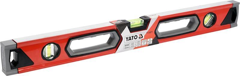 POZIOMNICA 600 MM 3 LIBELLE YT-30071 YATO