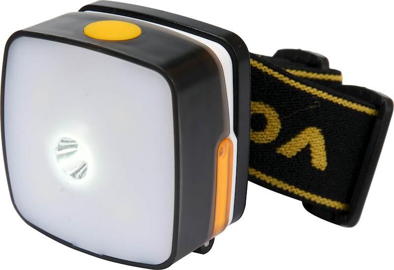 LAMPA CZOŁOWA XPE CREE 3W 4 diody SMD LED AKU. 88677