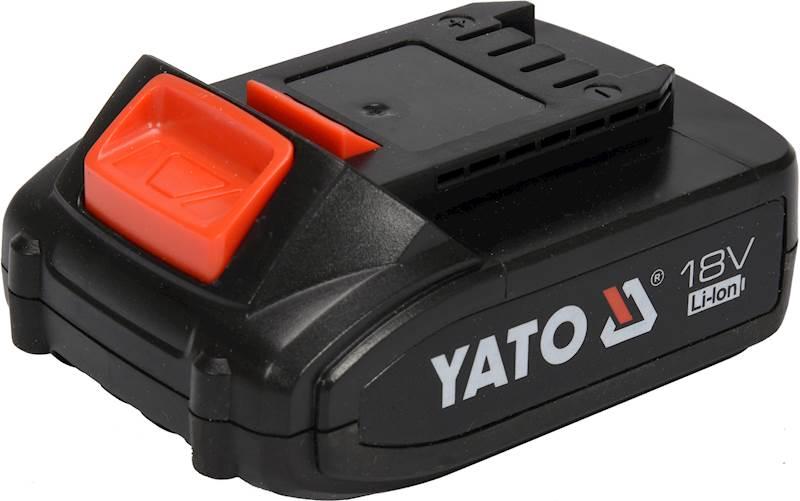AKUMULATOR 18V LI-ION 2,0 AH YT-82842 YATO