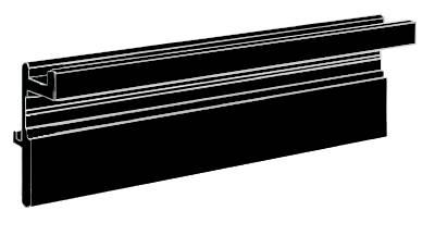 WingLine 230 Profil jezdny czarny