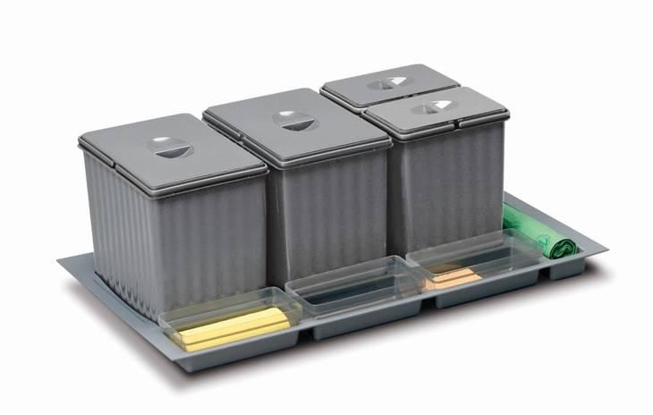 Sorter Sistema 902/3x16 l, 900 mm