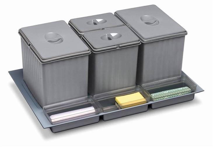 Sorter Sistema 938/3x16 l, 800 mm