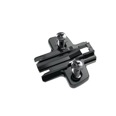 Prowadnik Sensys Black D-1,5 z eurowkrętem, bez regulacji