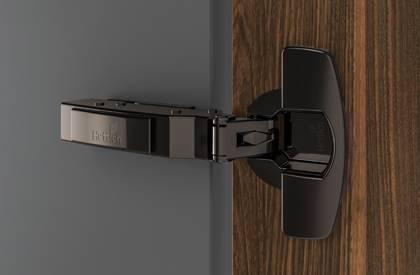 Zawias Sensys Black 165° 8657i bez automatyki