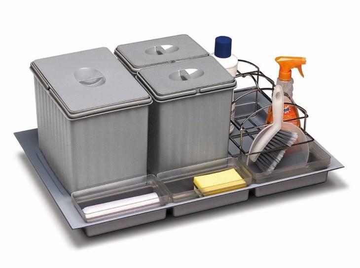 Sorter Sistema 939/2x16 l, 800 mm