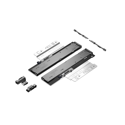 System otwierania Push to open Silent do Quadro 4D, 10 - 30 kg
