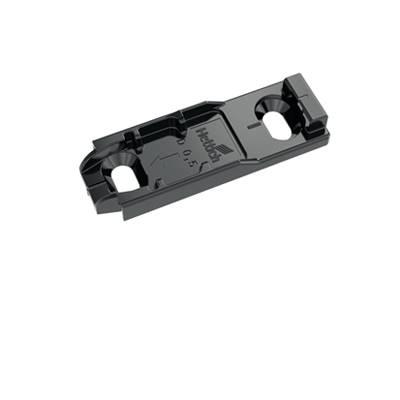 Prowadnik Sensys Black Liniowy D-0,5 z regulacją