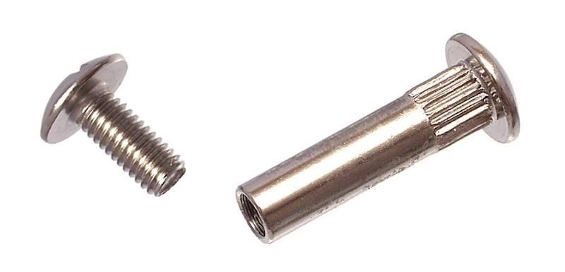 Okucie łączące M6x30mm