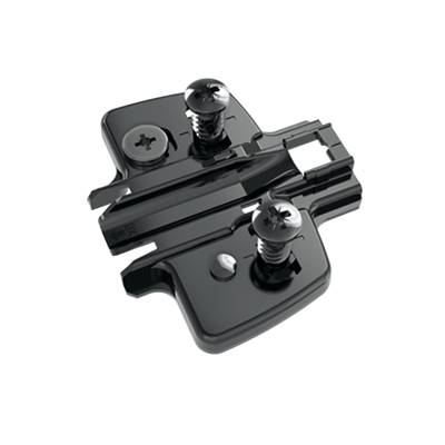 Prowadnik Sensys Black D-5 z eurowkrętem oraz regulacją