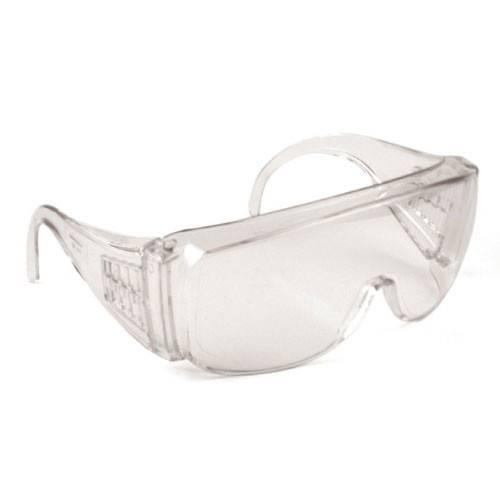 Okulary ochronne bezbarwne TEC