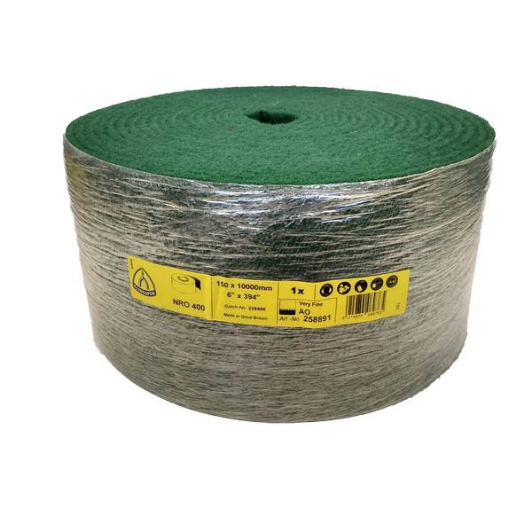 Włóknina rolka 150mm/10mb gr.280 very fein zielona