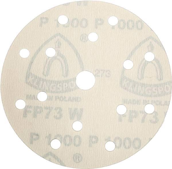Krążek rzep 150mm gr. 600 FP73WK folia GLS47 /100/
