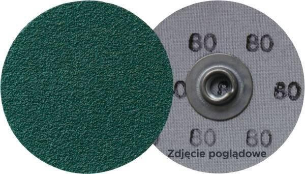 Krążek COMBIDISC QMC409 50mm gr. 80 cyrkon MULTI