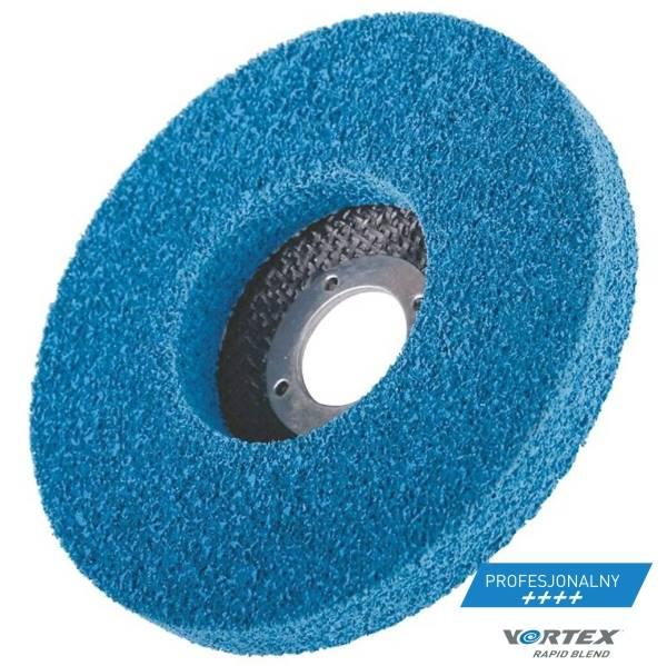 Ściernica Rapid Blend 125x12 VORTEX 3AM niebieska