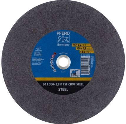 PFERD Tarcza 80T 350x2,8x25,4 A36 K PSF-CHOP