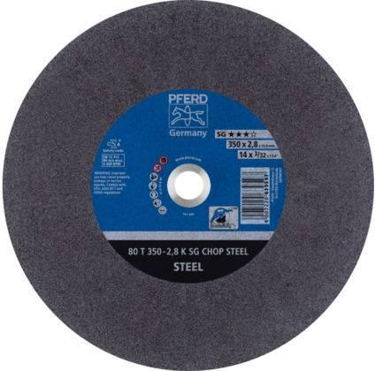 PFERD Tarcza 80T 350x2,8x32 A36 K SG-CHOP STEEL